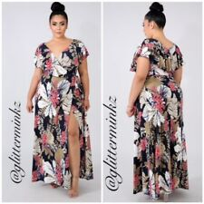 LaDieS Plus Size Forever Maxi Dress Evening/Formal/Cocktail  14-16, 18-20, 22-24