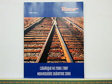 Catalogue ROCO - HO - Catalogue Général 2006/2007 - F - 226 pages