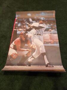 RARE 1970 Rod Carew 24x36 Sports Illustrated Poster, Minnesota Twins, MINT!!