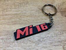 Porte clés / Keychain / Keyring PVC PEUGEOT 405 Mi-16 LOGO monogramme