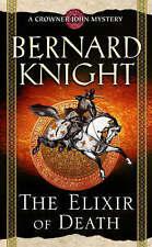 The Elixir of Death by Bernard Knight, Book, New (Paperback)