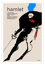 Cuban movie Poster 4 film.HAMLET.Shakespeare Theater.Home room wall decoration