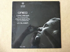 Grieg - Lyric Pieces/Piano Sonata - Glaser - RCA Victor Red Seal - Stereo (0173)