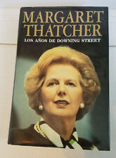 MARGARET THATCHER - THE DOWNING STREET YEARS - SIGNED!!