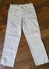 Pantalon en Toile JACADI 10 ans Printemps / Eté Excellent Etat