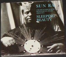 SUN RA & HIS INTERGALACTIC MYTH SCIENCE SOLAR ARKESTRA sleeping beauty UK CD