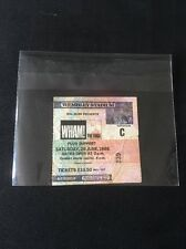 ❤️RARE LOWEST NUMBERED TICKET I'VE SEEN❤️The Final Concert-Wham George Michael