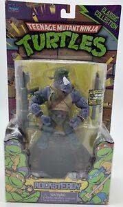 Teenage Mutant Ninja Turtles Rocksteady Classic Collection 2013 Playmates Toys