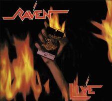 RAVEN - LIVE AT THE INFERNO (DIGIPAK)   CD NEU
