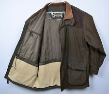Cabela's Men's Sz 2XLT Shooting Hunting Moleskin Thinsulate Supreme Jacket