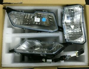 Polaris OE Headlight, L&R Bumber Light Set Sportsman 570 2413427 2413732 2413433