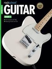 Rockschool Electric Guitar Grade 3 Three Book New FREE 1st Class Same Day Post