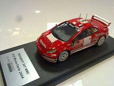 Provence Moulage Peugeot 307 WRC 2004 1:43 #5 Grönholm / Rautiainen Rallye MC