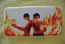USA Seller Samsung Galaxy S4 Anime Phone case Cover One Piece Luffy & Ace