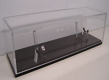 """Knife Display Case w/ sheath holder Randall knives cover rack 10"""" scabbard stand"""