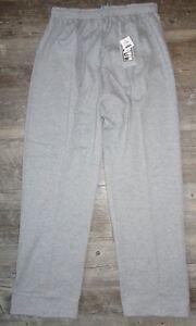 NEW Pro Club 60/40 Blend Sweat Pant - Gray  NO POCKET  4XL FREE SHIPPING