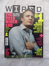 Wired Magazine - September 2015 - Oliver Samwer