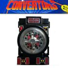 1984 Select Convertors Spies VEGAS Robot Roulette Wheel Transformers Diaclone