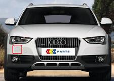NEW GENUINE AUDI A4 ALLROAD 12-16 O/S RIGH HEADLIGHT WASHER COVER 8K0955276J