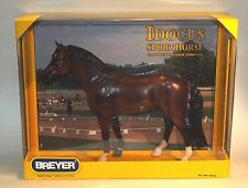 BREYER IDOCUS SPORT HORSE GRAND PRIX CHAMPION SERIES Tied In Box 1355