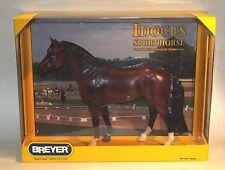 BREYER IDOCUS SPORT HORSE GRAND PRIX CHAMPION SERIES Tied In Box 1355