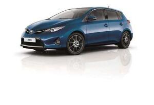 Genuine Toyota Auris 2013  Wind Deflectors - Full Set 08611-12840