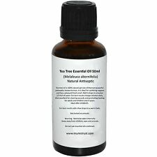 Tea Tree  Essential Oil 50ml (Free Delivery)
