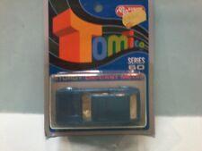 TOMICA VOLKSWAGEN GOLF  on Blue card MADE FOR G.J COLES  MELBOURNE AUSTRALIA BC