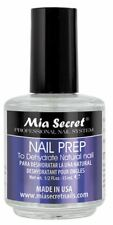 Mia Secret Professional Natural Nail prep dehydrate 0.5 oz * Authentic Brand *
