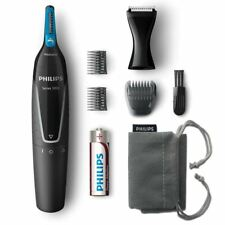 Philips Series 5000 Battery-Operated Nose, Ear, Eyebrow Trimmer Shaver NT5171/15