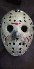 Friday the 13th part 3 Jason  Vorhees  custom made Mask. Halloween