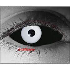 lentilles scléra 22 mn crazy lens 1 an pour halloween