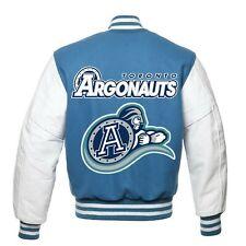 Toronto Argonauts CFL varsity Jacket small med large XL 2XL 3XL