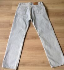 LEVIS 501 JEANS SIZE 34 X 31 RED TAB MADE IN USA VGC SEE DESCRIPTION