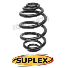 BMW E46 3-Series Rear Left or Right Coil Springs for Standard Suspension Suplex