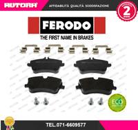 FDB1428-G Kit pastiglie freno a disco ant Mercedes Benz (FERODO)