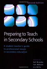 Preparing To Teach In Secondary Schools: A Student Teacher's G ,.9780335225347