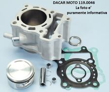 119.0046 KIT CILINDRO 4T SP.14 D.61 POLINI HONDA DYLAN 150 - PANTHEON 150 INJECT