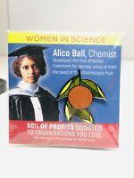 Women In Science Alice Ball Chemist Pin