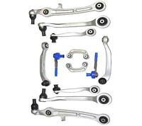 FRONT SUSPENSION LEFT-RIGHT CONTROL ARMS KIT FITS AUDI A6 4F0498998,1160500095HD