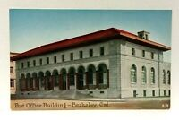 Berkeley California Post Office Building Vintage Postcard