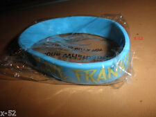MONSTER HIGH sdcc RUBBER wrist BAND save FRANKIE blue Comic Con mattel booth