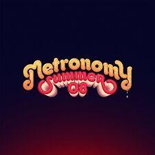 METRONOMY SUMMER 08 CD ALBUM (Released On Friday July 1st, 2016)