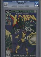 Uncanny X-Men #143 CGC 9.2 Chris Claremont JOHN BYRNE 1981