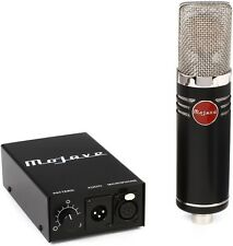Mojave MA-1000 Large Diaphragm Variable Pattern Tube Condenser Microphone