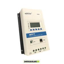 Regolatore di carica MPPT TRIRON4210N 40A 12V 24V DISPLAY DS2 RCM batteria litio