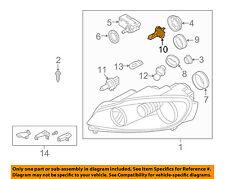 VW VOLKSWAGEN OEM 98-10 Passat-Headlight Headlamp Bulb N10320102
