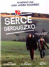 Serce Serduszko (DVD) Jan Kidawa-Blonski (Shipping Wordwide) Polish film