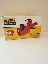 Daboma Price Labeller   New, open box   Red OH-1508