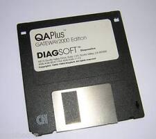 DiagSoft QAPlus Gateway2000 Utility Software Floppy Diskette DOS Vintage 1993